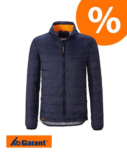 Loft-Jacke dunkelblau