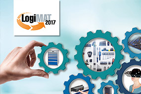 Messe LogiMAT 2017