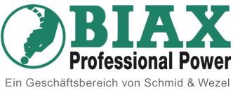 Logo BIAX - Professional Power
