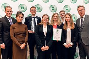 DEICHMANN-Förderpreis für die Hoffmann Group