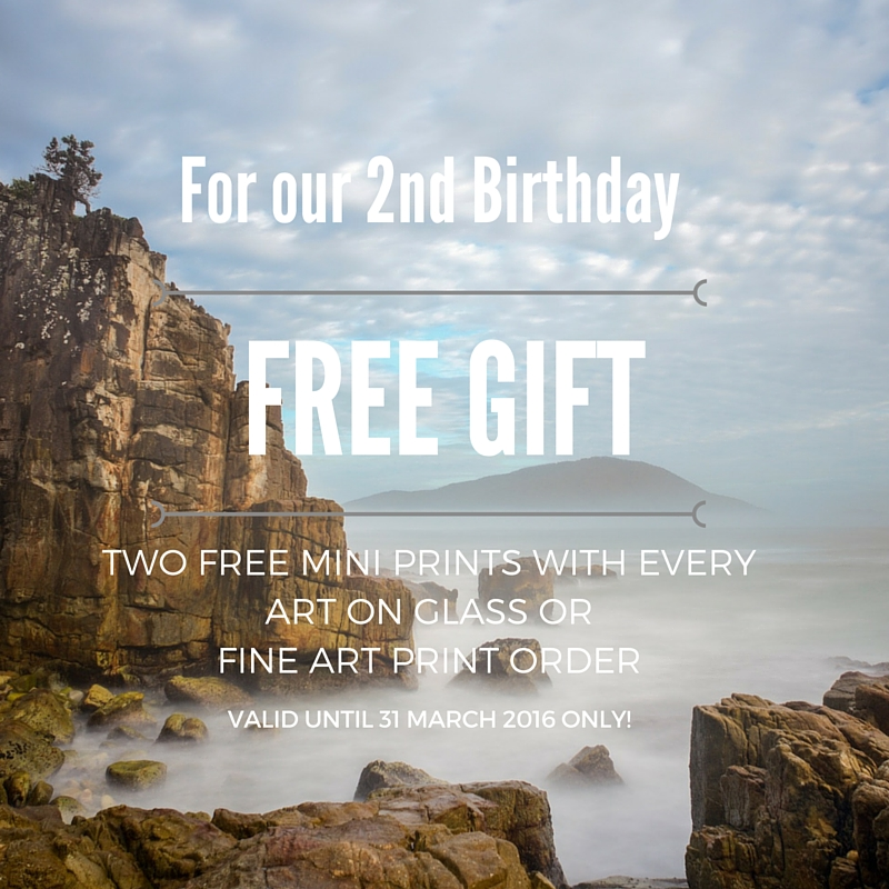 Our 2nd birthday sale