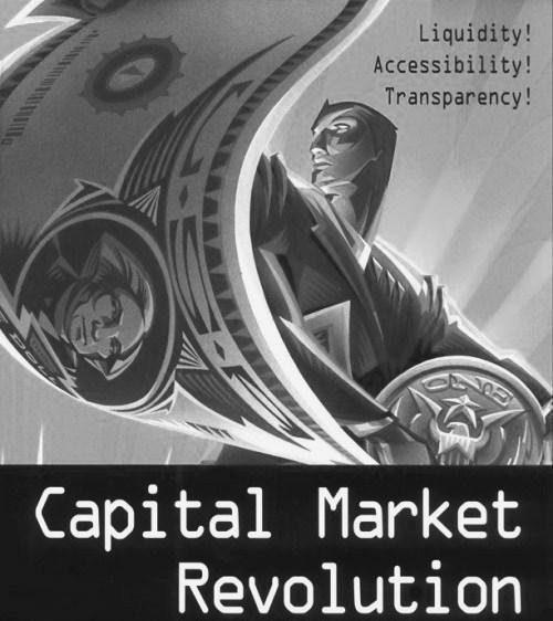 The original Capital Market Revolution cover
