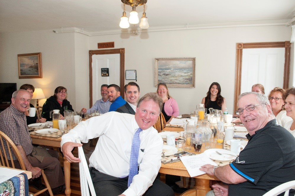 Freeport Maine Chamber Board Meeting