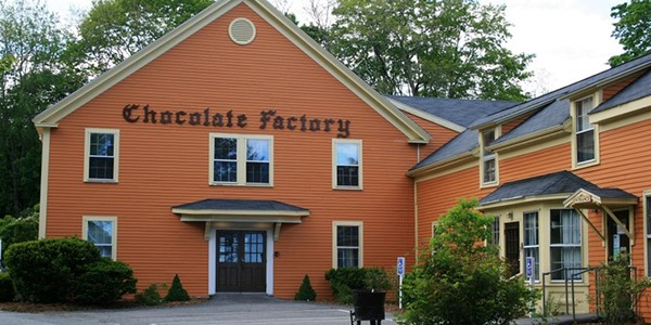 Chocolate Factory, Freeport, Maine