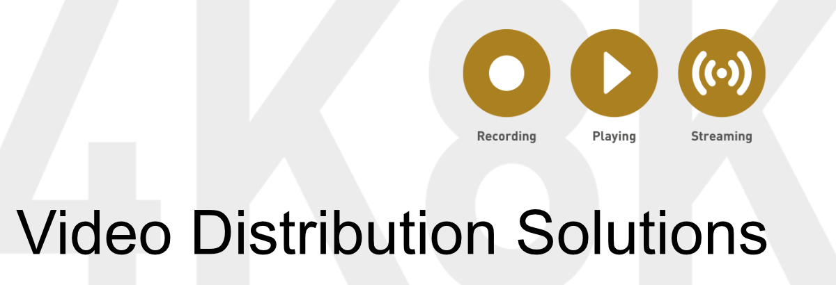 Video Distribution Solutions Newsletter
