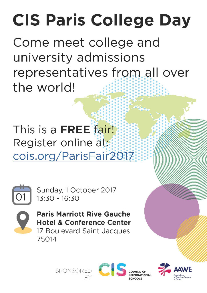Register for Paris College Day