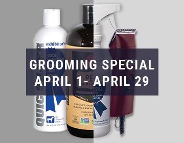 FarmVet Grooming Special
