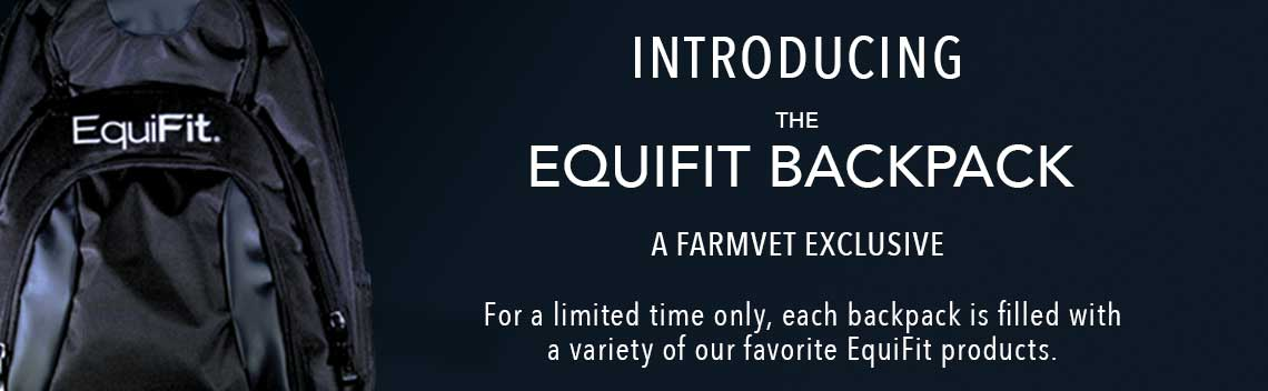Introducing the new EquiFit BackPack