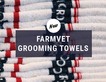 FarmVet Horse Grooming Towels