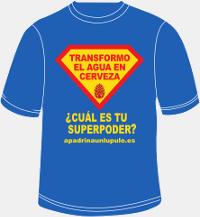 Super camiseta