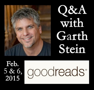 Garth Stein GoodReads