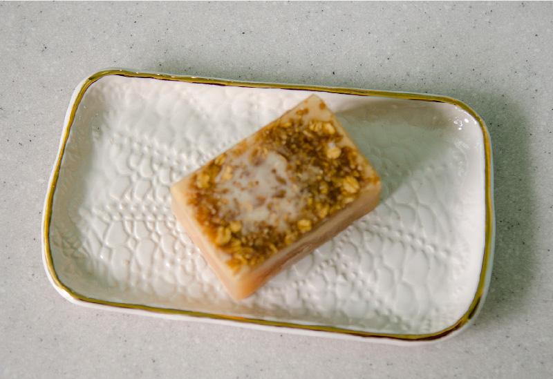 Handmade Studio TN Aegean Soap Dish