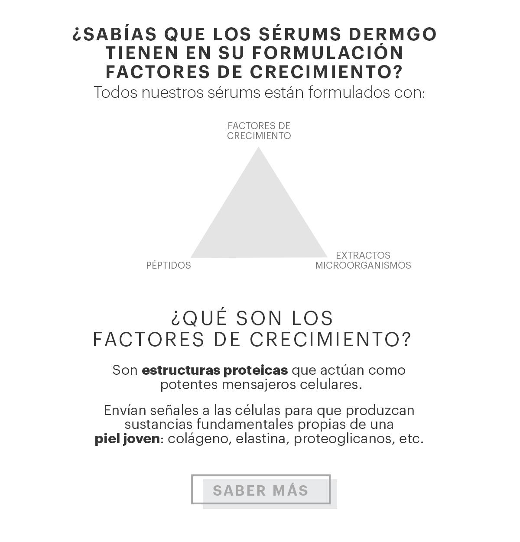 Factores de crecimiento -  dermGO