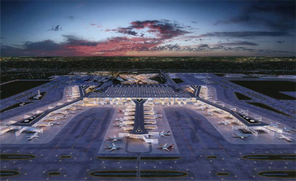 Learn about the new Istanbul Airport at its dedicated trade show next June 3
