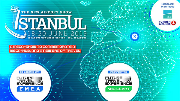 Learn about the new Istanbul Airport at its dedicated trade show next June 1