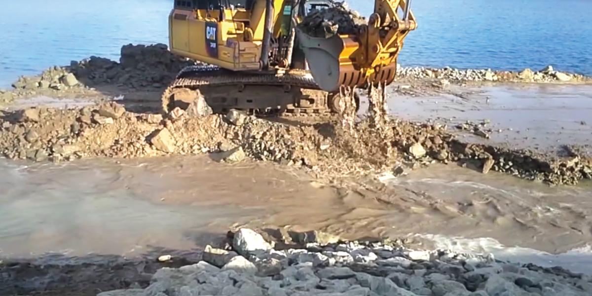 St. Marys River restoration