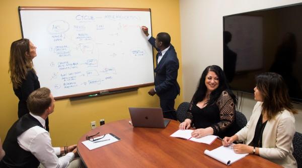 DeVos Institute's Global Fellowship program