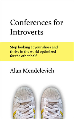Conferences For Introverts book cover