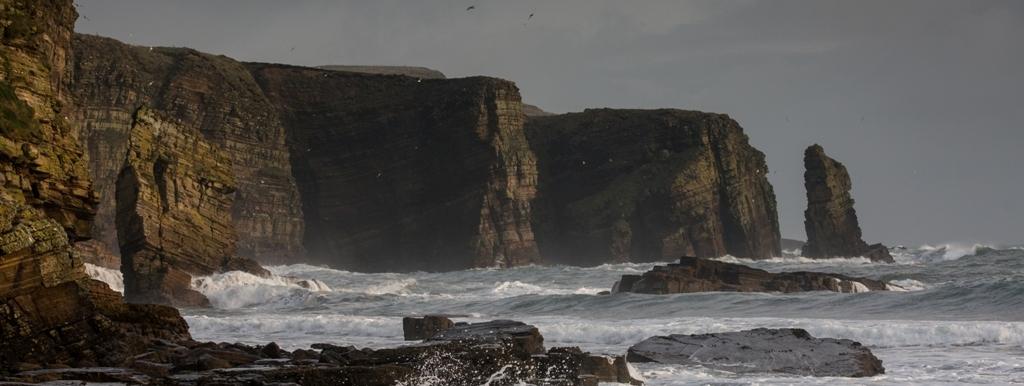 Windwick bay in Orkney