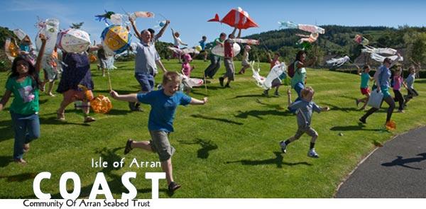 Community of Arran Seabed Trust