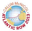 Calum McNicol Atlantic Row