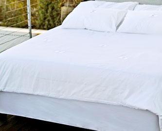 300 Thread Count Percale Duvet Set