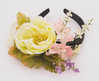 Leilah - Flower Crown
