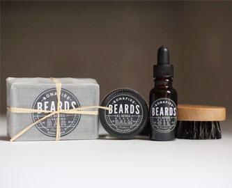 Beard Grooming Startup Pack