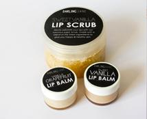 Vanilla Kisses Lipcare Set