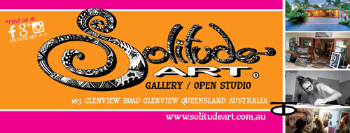 ABOUT THE SOLITUDE ART GALLERY