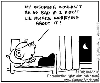 Lie Awake Thinking About It
