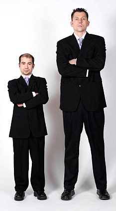 Short Guy, Tall Guy