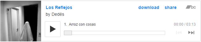 """Dedés presenta su nuevo video: """"Arroz con Cosas"""" 1"""