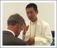 Rev. Jacob (Joseph '06) Hsieh, O.Praem.