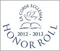 Cardinal Newman Society High School Honor Roll