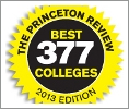 The Princeton Review Best 377 Colleges