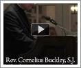 Reception for Fr. Buckley
