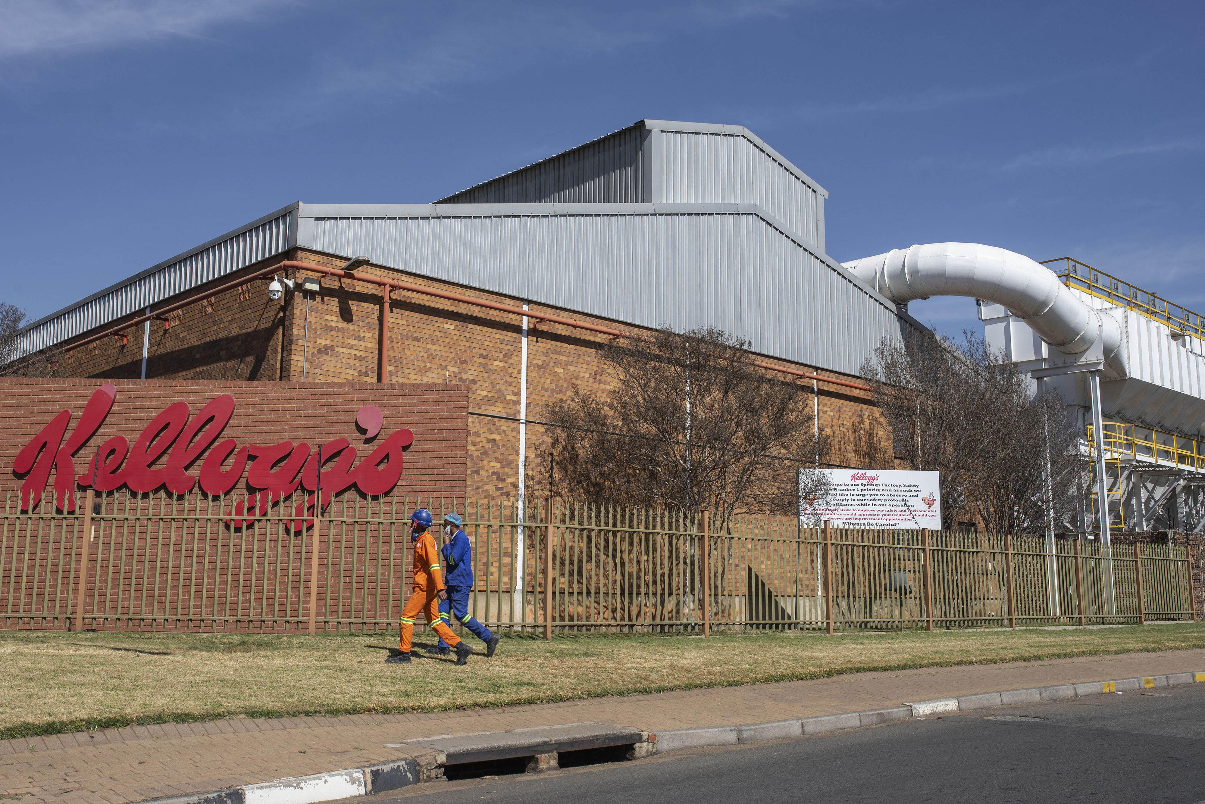 kellogg's factory