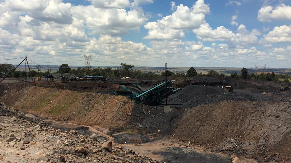 mpumalanga coal mine