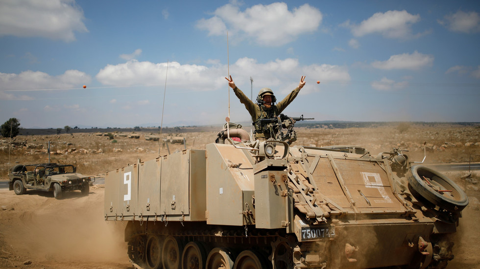 IDF-golan