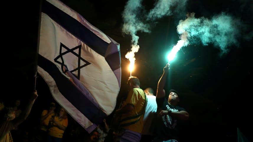 bolsonaro zionists