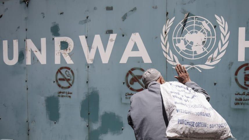 unrwa gaza city