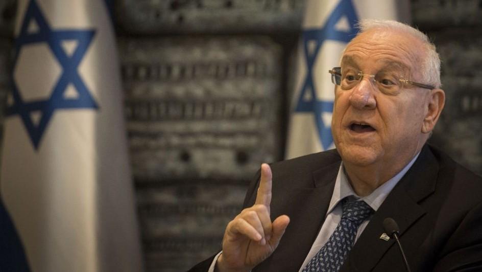 israeli president