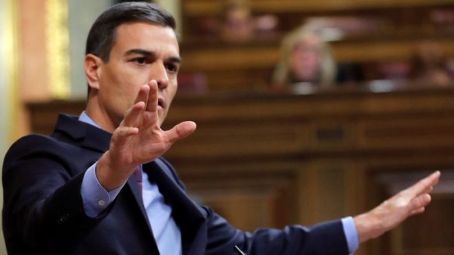 PM Sanchez