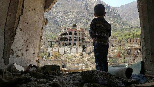 yemeni ruin