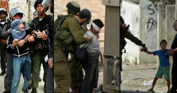 children arrests