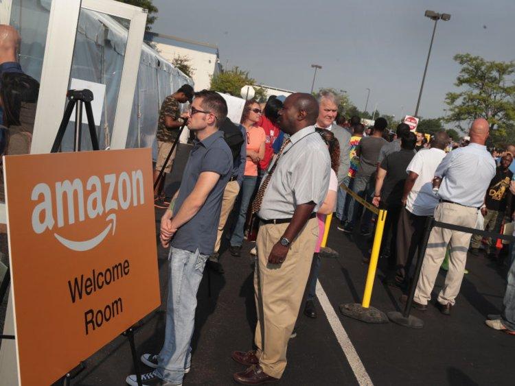 amazon food stamp queue