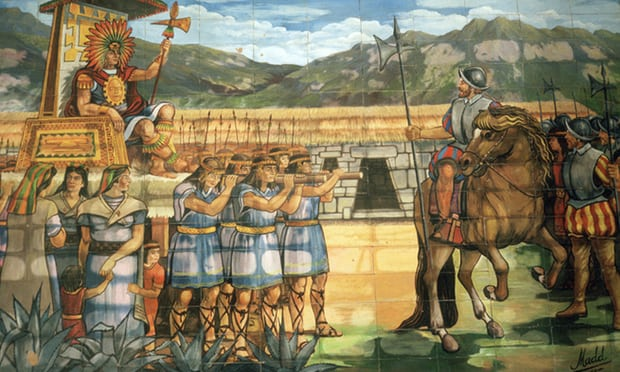 pizarro  vs incas