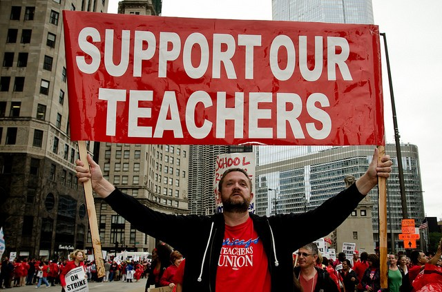 support our teachers