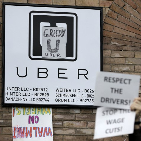 uber-protest